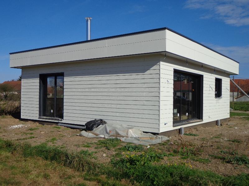 Favorit Chalet et maison ossature bois (réalisations Nordi Bois en Auvergne) JF54