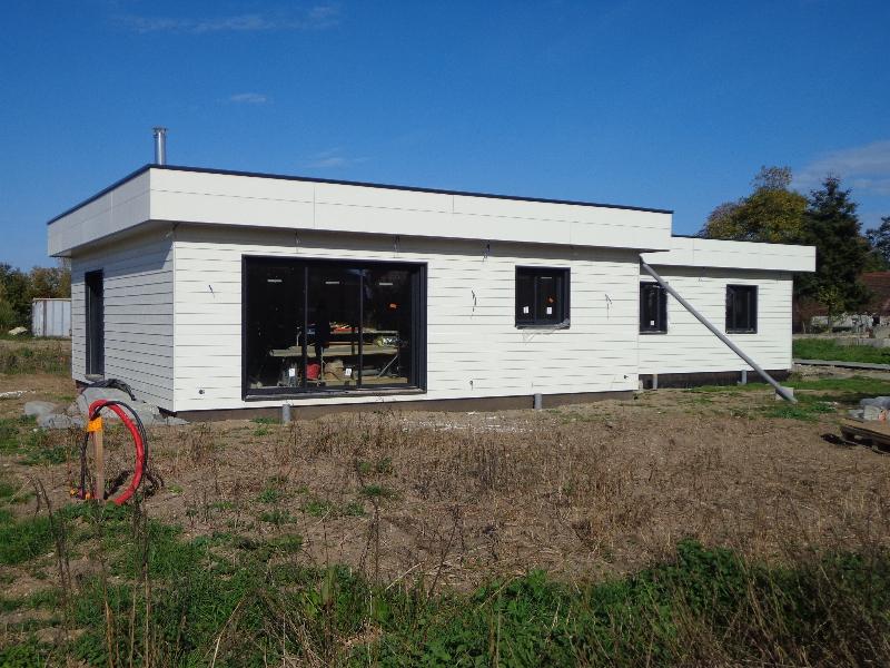 Extrem Chalet et maison ossature bois (réalisations Nordi Bois en Auvergne) BK92