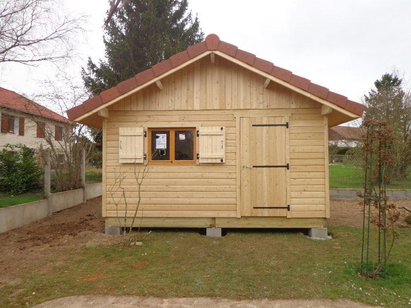 abris de jardin nordi bois construction maisons madrier et ossature bois. Black Bedroom Furniture Sets. Home Design Ideas