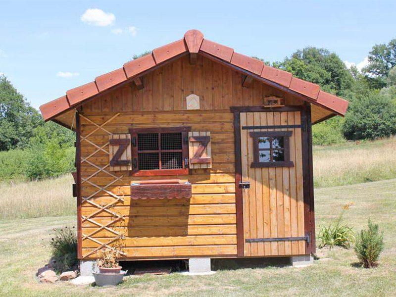 Abris de jardin nordi bois construction maisons madrier et ossature bois - Abri de jardin ossature bois ...