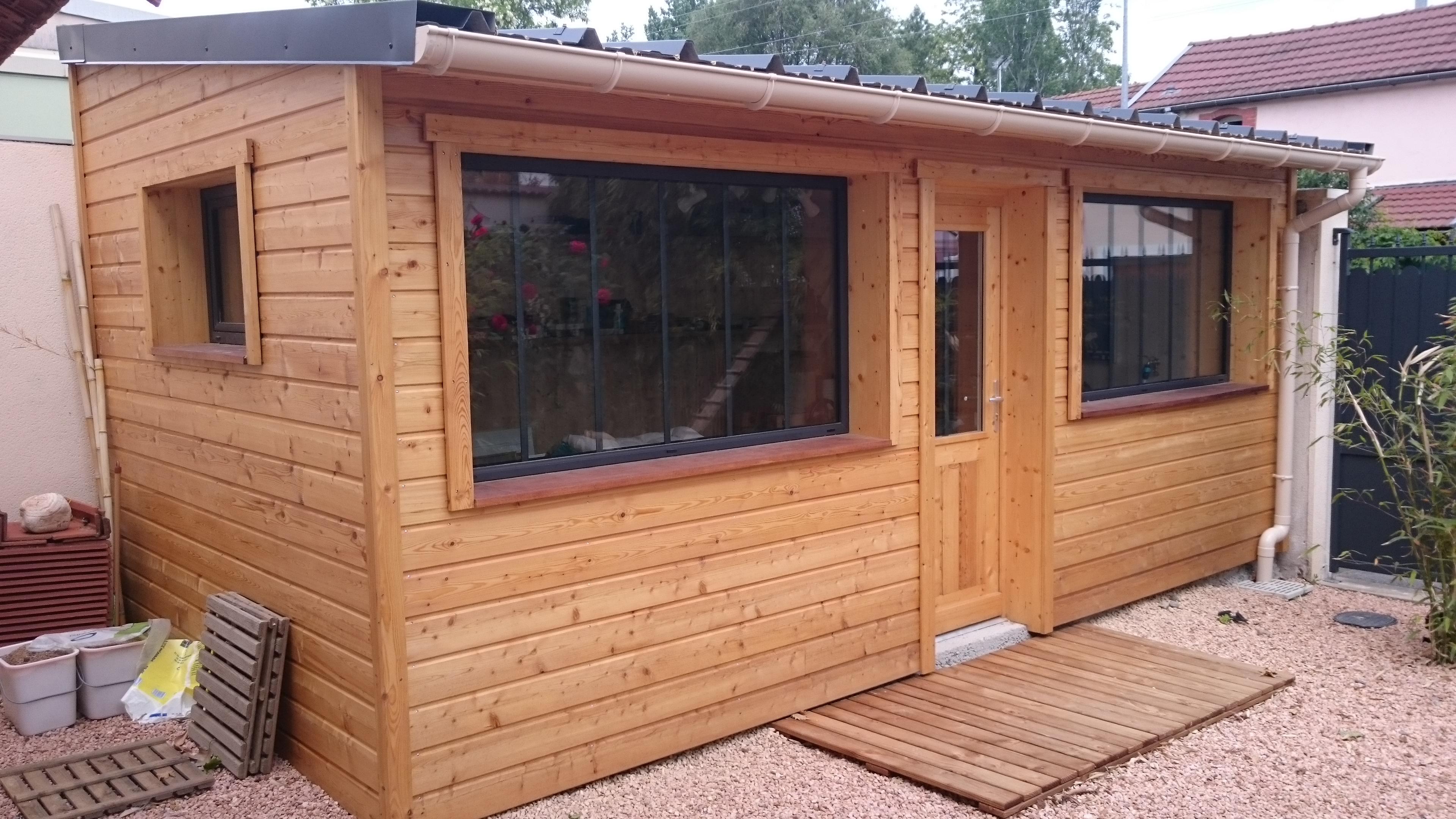 extensions nordi bois construction maisons madrier et ossature bois. Black Bedroom Furniture Sets. Home Design Ideas